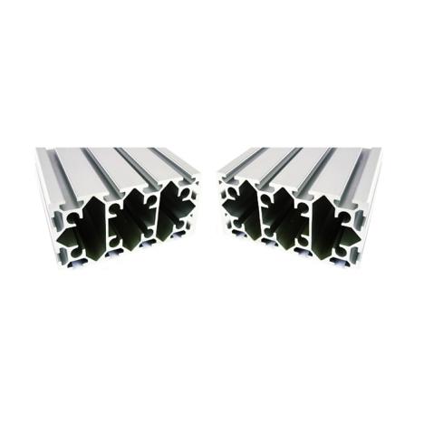 Конструктивен алуминиев профил - 80х160